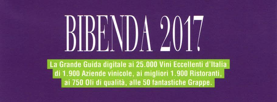 bibenda2017